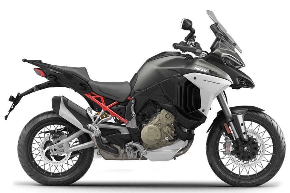Ducati Multistrada Ducleasing by Motorrad Apel